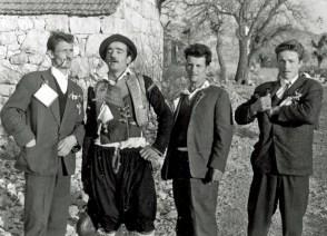 1960-e svatovi u Gracu