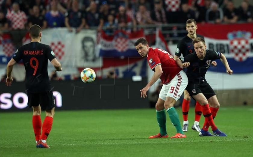 Hrvatska upisala prvi poraz od Mađarske