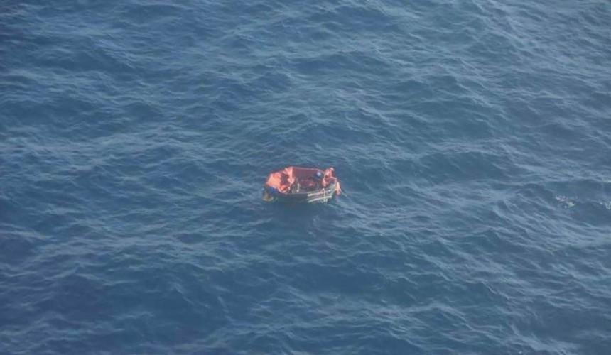 Preko satelita uočena splav na Atlantiku, svi brodovi plove u tom smjeru