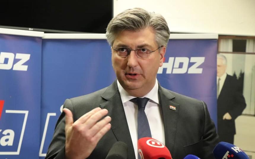 Plenković: Dogovoren covid dodatak za umirovljenike, isplata krajem travnja