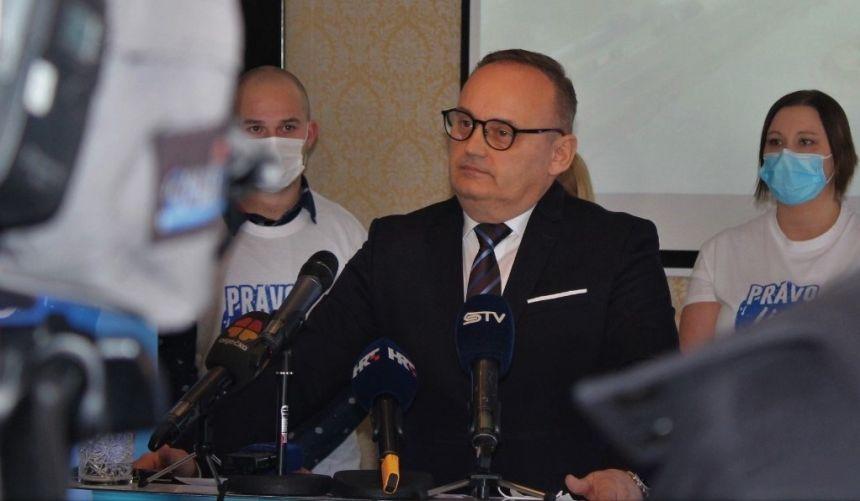 Berislav Mlinarević u velikom naletu, Sveo prednost Ivana Radića na samo 0,65 %. Goran Kušec lagano zaostaje