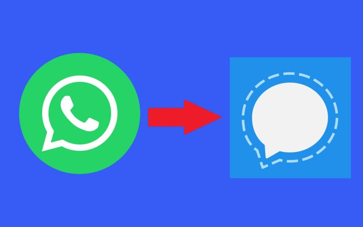 Voici comment migrer vos discussions WhatsApp vers Signal