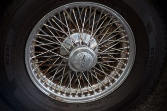 Wire wheels (E-Type)