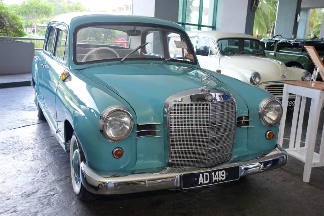 Mercedes Benz 180D Ponton