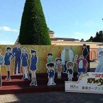那須ガーデンアウトレットにて『名探偵コナン 10年目の大舞台』開催中