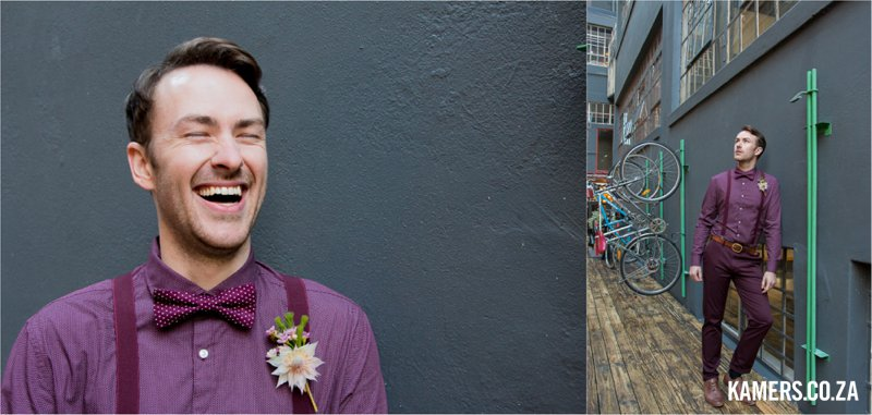 Harvey Max bow ties and suspenders at KAMERS/Makers - www.kamers.co.za