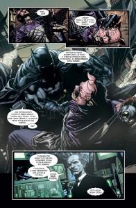 """""""Wieczny Batman"""", tom 1 - plansza"""
