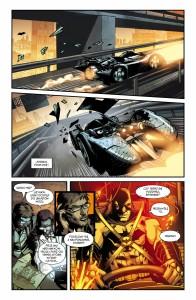"""""""Wieczny Batman"""", tom 3 - plansza"""