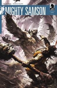 Mighty Samson (2010) #3 - okładka