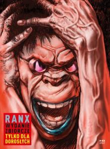 """Ranx"" - okładka"