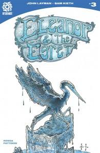 Eleanor and the Egret - okładka