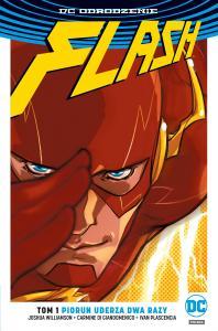 flash-piorun-uderza-dwa-razy-okładka