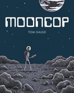 """""""Mooncop"""" - okładka"""