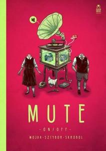 """Mute"" - okładka"