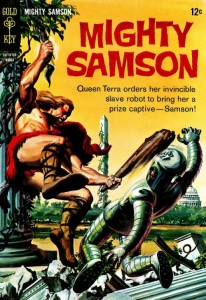 Mighty Samson #9