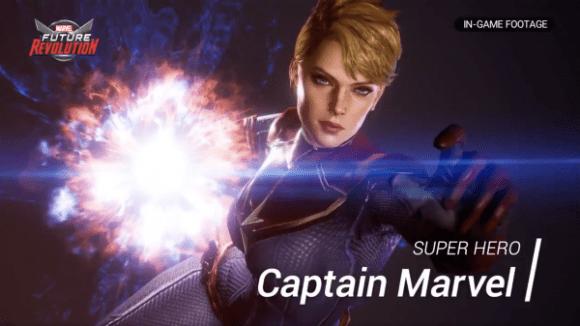 キャプテン マーベル