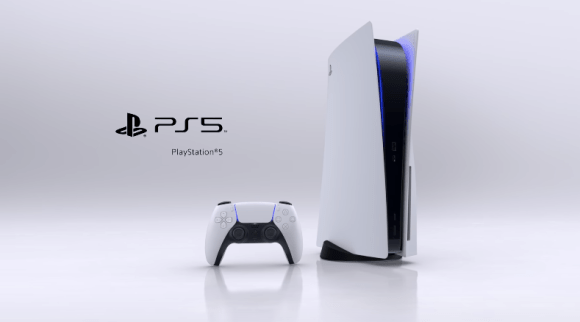PS5 デザイン