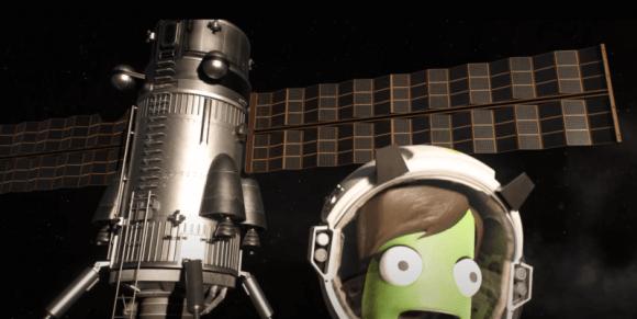 Kerbal Space Program 2 舞台