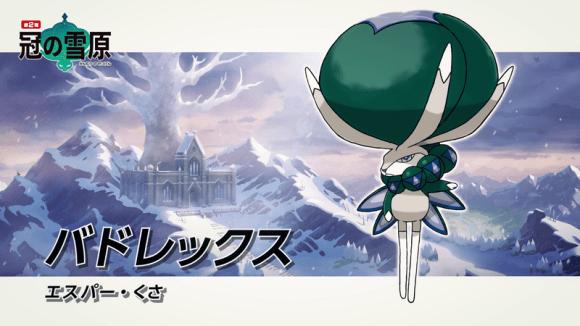 ポケモン剣盾 新ポケモン