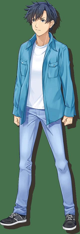 ファミコン探偵倶楽部 主人公