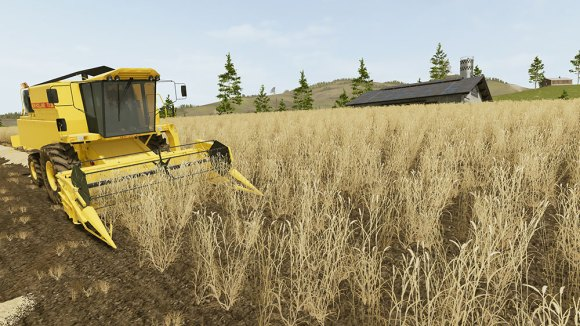 ファーミングシミュレーター 20 小麦