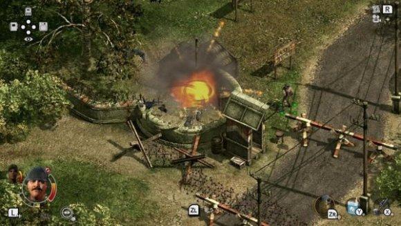 Commandos 2(Switch)ゲーム内容