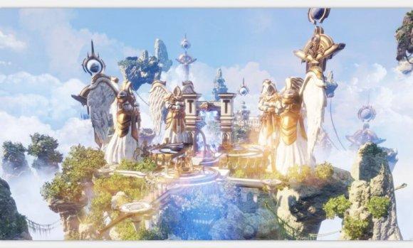 ARKA‐蒼穹の門 世界