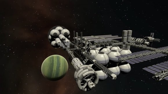 Kerbal Space Program 2 コロニー