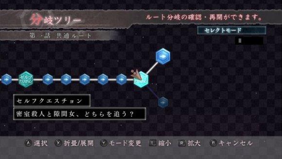 真 流行り神3 ゲームシステム1