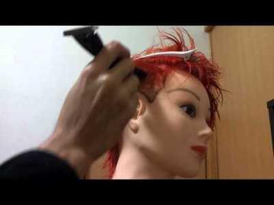 ツーブロック パーマ 芸能人 髪型 指四本分 の 刈り上げ ヘアスタイル