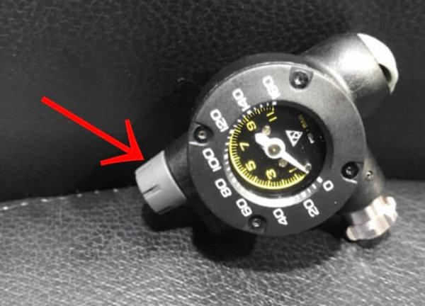 空気圧のチェック