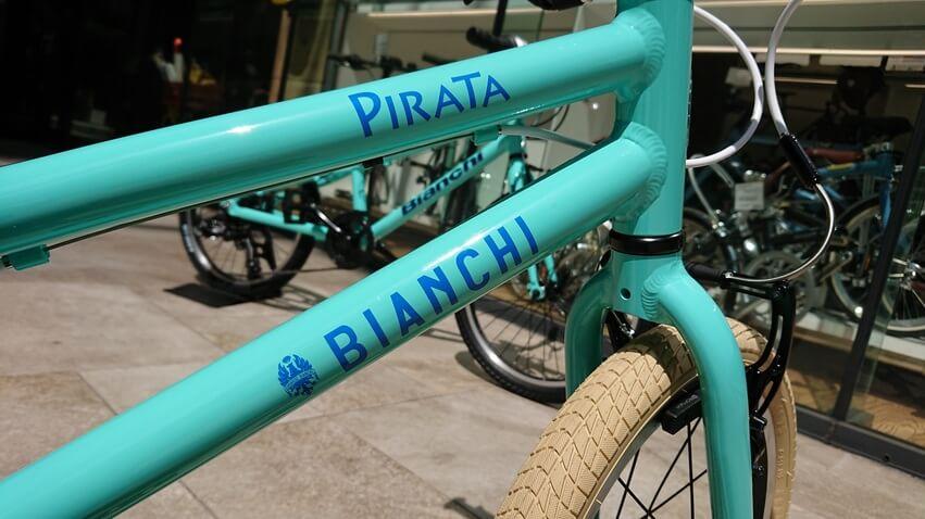 Bianchi PIRATA16