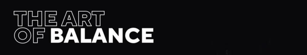The art of balanceロゴ