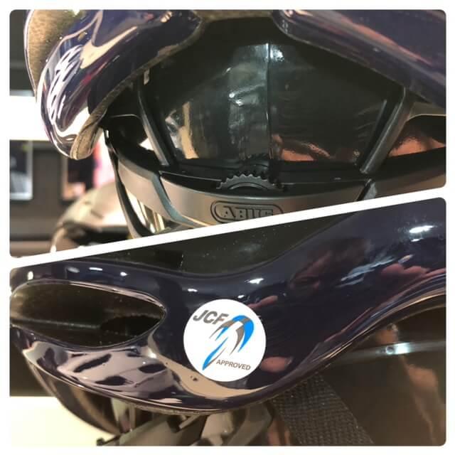 AIRBREAKERヘルメット