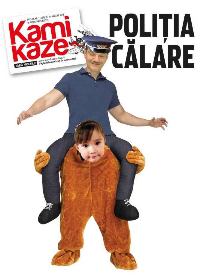 Revista Kamikaze Nr 2 2018