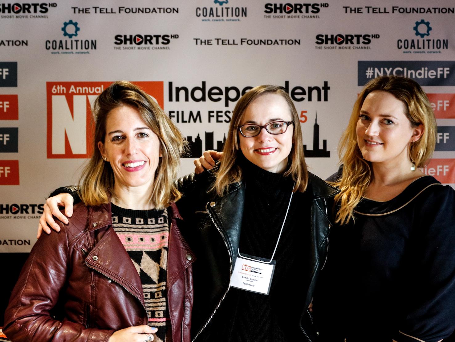 My Short Film Screenings At Five Festivals In October