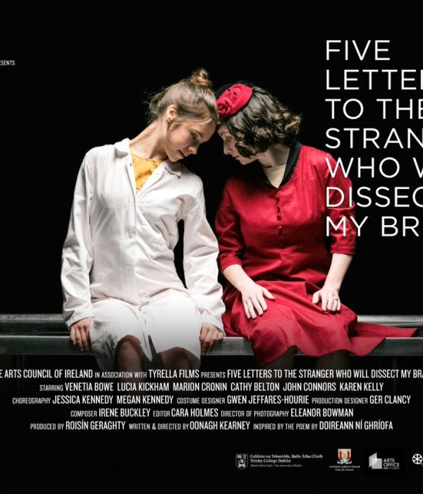 Five Letters Wins Best Irish Short @ DIFF