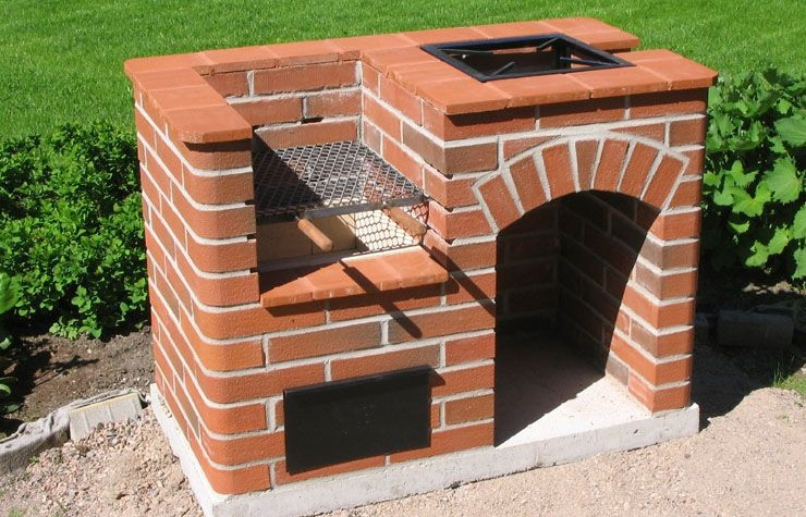Stove for the street