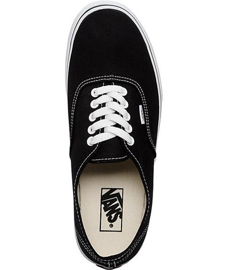 Logo cara membedakan sepatu Vans asli dan palsu