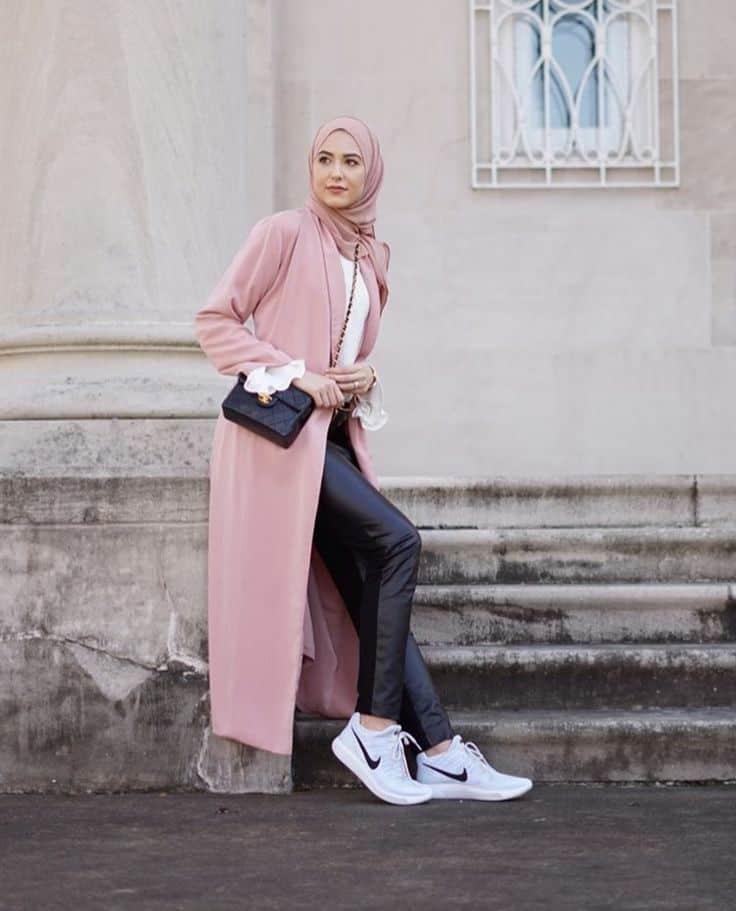 Warna Jilbab Yang Cocok Untuk Baju Pink Salem : warna, jilbab, cocok, untuk, salem, Inilah, Warna, Jilbab, Cocok, Dengan