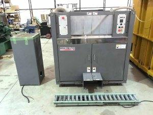 山本製作所 発泡スチロール減容機 ハイメルター RE-E501 電気ヒーター方式