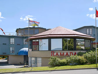 Kamloops Ramada Hotel