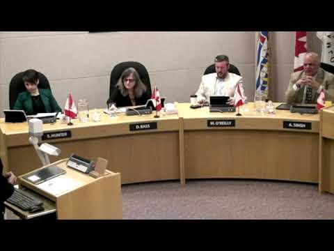2019 Budget Highlights, Community & Protective Services, November 27, 2018 Council Budget Meeting