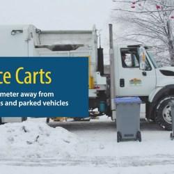 City of Kamloops – Winter Curbside Cart Pickup