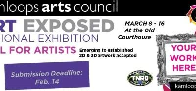 ART EXPOSED Regional Exhibition 2020