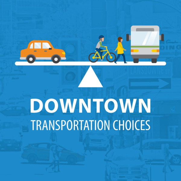 Downtown transportation choices plan vote seemingly goes sideways, perhaps actually provides important learning….
