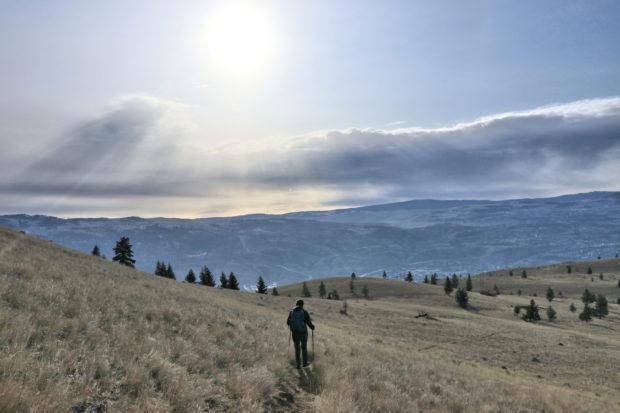 Steep and Steeper Summit – Kamloops Trails