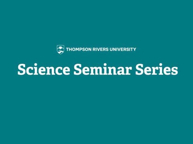 Science Seminar Series