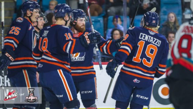 Kamloops Blazers clinch spot in 2020 #WHLPlayoffs – Kamloops Blazers