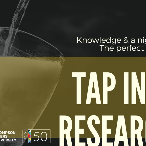 Tap into Research | The Complexities of a Small City Experience with Terry Kading – TRU Newsroom
